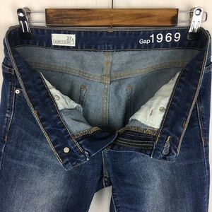 🌟NWOT🌟 GAP Always Skinny Jeans Medium Wash 27S